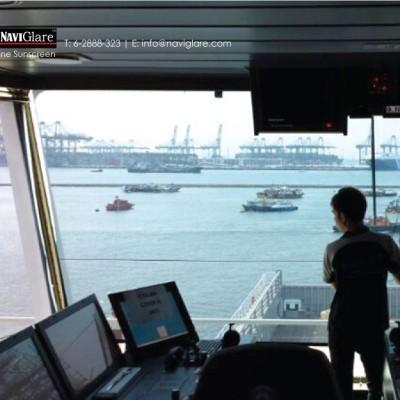Huge Navigation Bridge Window